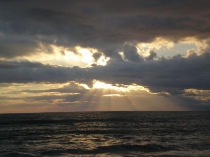 nuvole tempestose