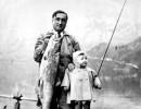 figli più piccoli di pesci