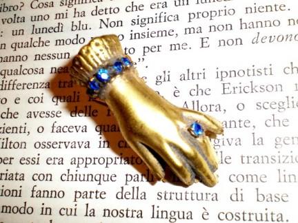 Percepisci la mia o la tua mano....Udine Mercoledì 15 Aprile 2009 Presentazione ed Iscrizione Corso di Comunicazione ed Ipnosi Ericksoniana 2009