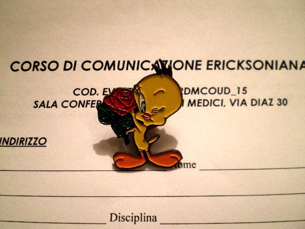 Una rosa non è un tulipano....ma è qualunque cosa tu voglia che sia....Udine Mercoledì 15 Aprile 2009 Presentazione ed Iscrizione Corso di Comunicazione ed Ipnosi Ericksoniana 2009