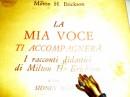 La mia voce ti accompagnerà.....Udine Mercoledì 15 Aprile 2009 Presentazione ed Iscrizione Corso di Comunicazione ed Ipnosi Ericksoniana 2009