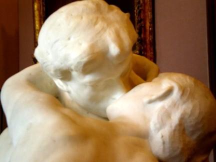 il bacio è la più bella espressione della sessualità e dell'amore