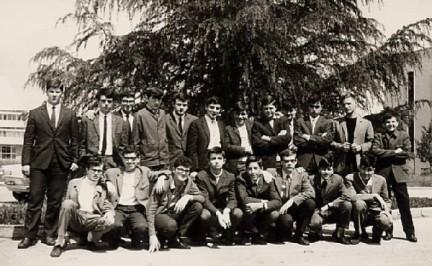 Liceo a Udine Marinelli