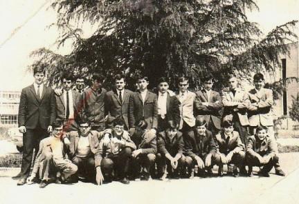 Prima liceo sez H Marinelli a Udine
