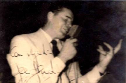 Joe Sentieri a San Remo