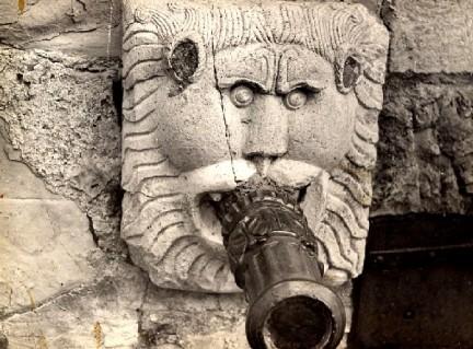 Gemona del Friuli La fontana