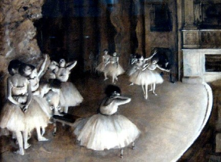 la bellezza del ballo