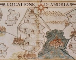 Cartina andria