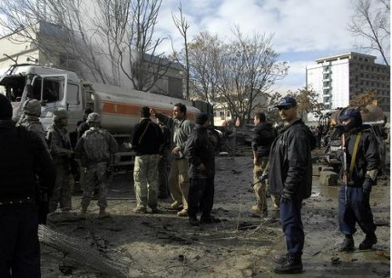 attentato esplosivo e medevac