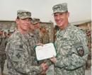 Comandante in capo forze ISAF