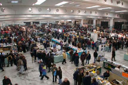Le mostre mercato di novembre 2006 for Mercato antiquariato padova