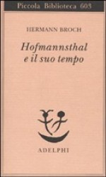 La copertina del libro dell'Adelphi