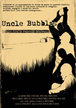 Uncle Bubbles, locandina ad opera di Carlo Giambarresi