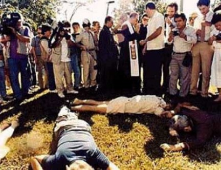 Assassinio El Salvador