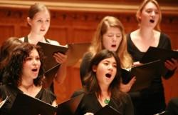 L'armonia di un coro