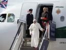 Inizio del viaggio di Benedetto XVI in Gran Bretagna