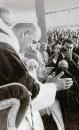 Paolo VI incontra suor Lucia