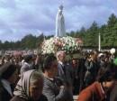 La processione della statua