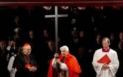 Via Crucis Papa Colosseo 2010