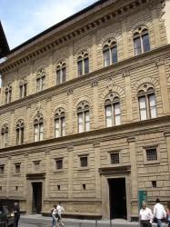 La modernit classica di palazzo rucellai - I giardini di palazzo rucellai ...