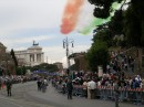 Folla alla Festa della Repubblica Italiana