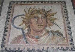 Estate mosaico chiesa San Paolo alle Tre Fontane
