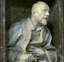 Busto medico Gabriele Fonseca