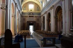 """""""Interno Chiesa dei Ss. Bonifacio e Alessio"""""""