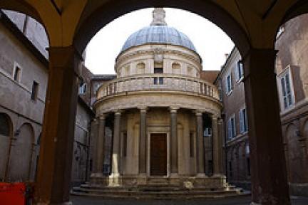 Tempietto del Bramente - Chiesa San Pietro in Montorio