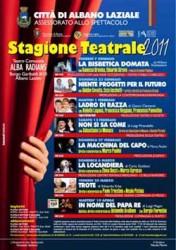 Programma Stagione Teatrale 2011 Alba Radians