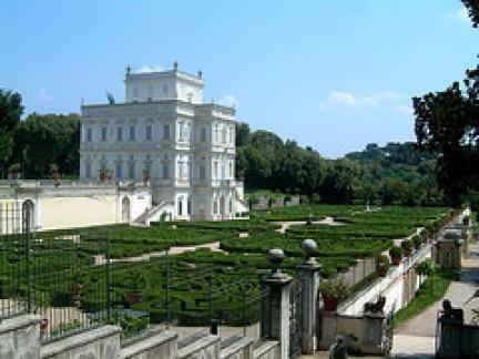 Oggi A Roma Villa Pamphili