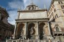 La meravigliosa architettura delle fontane romane