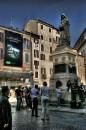 Campo de' Fiori statua a Giordano Bruno