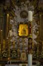 Particolare Cero Altare Maggiore