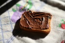 Anche la cioccolata e' una dolcissima colazione