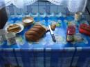 Marmellata e pane per una buona colazione