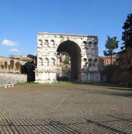 Roma le guide di supereva for Planimetrie della cabina ad arco