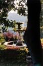 Fontana nel giardino di Nemi