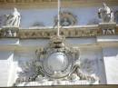 Particolare facciata Galleria Borghese