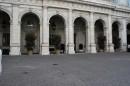 Giardino esterno Palazzo Koch Banca d'Italia