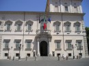 Quirinale, Palazzo Madama, Montecitorio, Palazzo Chigi, Banca d'Italia