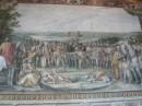 Una strada nel cuore di Roma e il Cavalier d'Arpino