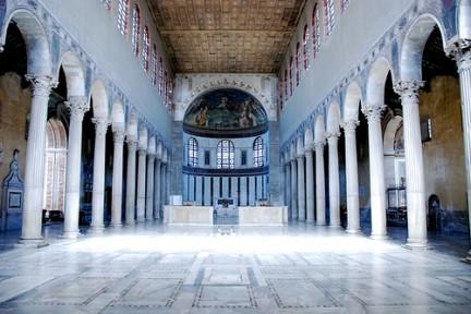 Interno Santa Sabina