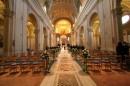 Matrimonio nella chiesa di Santa Sabina