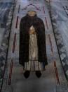 Mosaico tomba fra' Munio da Zamora