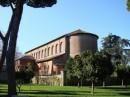 Panoramica della Chiesa