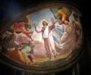 Affresco di Sebastiano del Piombo in S. Pietro in Montorio