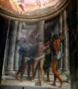 Cappella Borgherini - La Flagellazione e la Trasfigurazione di Sebastiano del Piombo