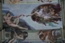 Particolare Cappella Sistina