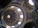 Particolare dell'interno della Cupola